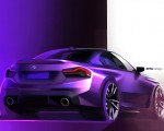 2022 BMW 2 Series Coupe Design Sketch Wallpapers 150x120 (49)