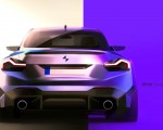 2022 BMW 2 Series Coupe Design Sketch Wallpapers 150x120 (50)
