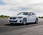 2022 BMW 2 Series Coupe Front Three-Quarter Wallpapers 150x120 (8)