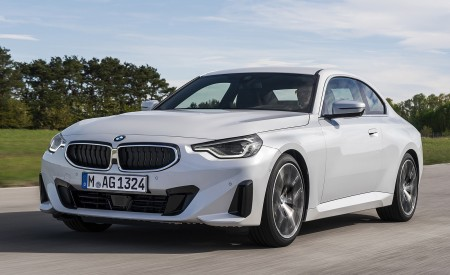2022 BMW 2 Series Coupe Wallpapers HD