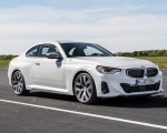 2022 BMW 2 Series Coupe Front Three-Quarter Wallpapers 150x120 (9)