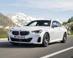 2022 BMW 2 Series Coupe Front Three-Quarter Wallpapers 150x120 (3)