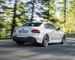 2022 BMW 2 Series Coupe Rear Three-Quarter Wallpapers 150x120 (18)