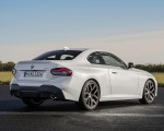 2022 BMW 2 Series Coupe Rear Three-Quarter Wallpapers 150x120 (22)