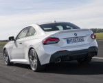 2022 BMW 2 Series Coupe Rear Three-Quarter Wallpapers 150x120 (19)
