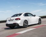2022 BMW 2 Series Coupe Rear Three-Quarter Wallpapers 150x120 (12)