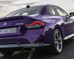 2022 BMW M240i xDrive Coupe Detail Wallpapers 150x120 (40)