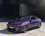 2022 BMW M240i xDrive Coupe Front Three-Quarter Wallpapers 150x120 (30)