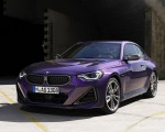 2022 BMW M240i xDrive Coupe Front Three-Quarter Wallpapers 150x120 (31)