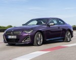 2022 BMW M240i xDrive Coupe Front Three-Quarter Wallpapers 150x120 (12)