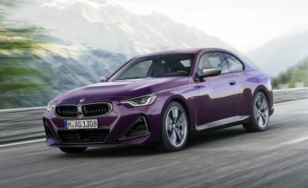 2022 BMW M240i xDrive Coupe Wallpapers HD