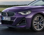 2022 BMW M240i xDrive Coupe Front Wallpapers 150x120 (35)