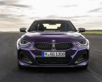2022 BMW M240i xDrive Coupe Front Wallpapers 150x120 (23)