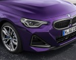 2022 BMW M240i xDrive Coupe Headlight Wallpapers 150x120 (34)