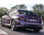 2022 BMW M240i xDrive Coupe Rear Three-Quarter Wallpapers 150x120 (13)