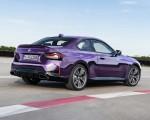 2022 BMW M240i xDrive Coupe Rear Three-Quarter Wallpapers 150x120 (16)