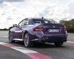 2022 BMW M240i xDrive Coupe Rear Three-Quarter Wallpapers 150x120 (14)