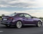 2022 BMW M240i xDrive Coupe Rear Three-Quarter Wallpapers 150x120 (5)
