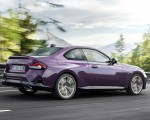 2022 BMW M240i xDrive Coupe Rear Three-Quarter Wallpapers 150x120 (3)