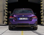 2022 BMW M240i xDrive Coupe Rear Wallpapers 150x120 (33)