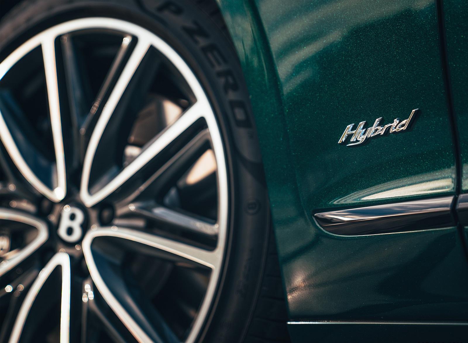2022 Bentley Flying Spur Hybrid Detail Wallpapers (7)