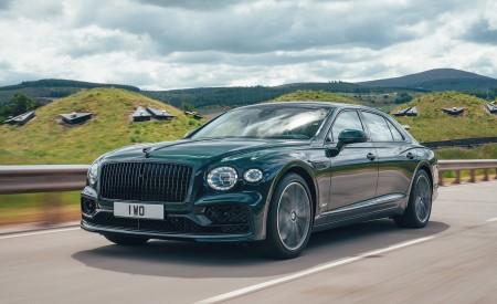 2022 Bentley Flying Spur Hybrid Wallpapers HD