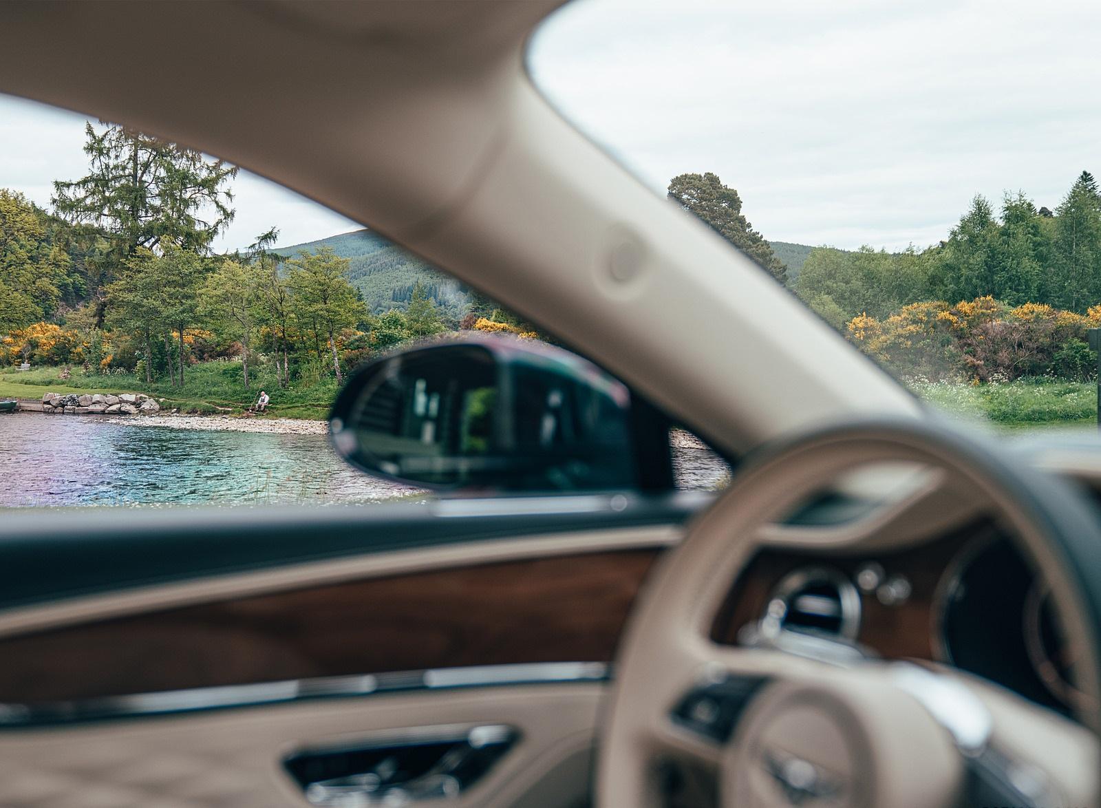 2022 Bentley Flying Spur Hybrid Interior Detail Wallpapers (9)