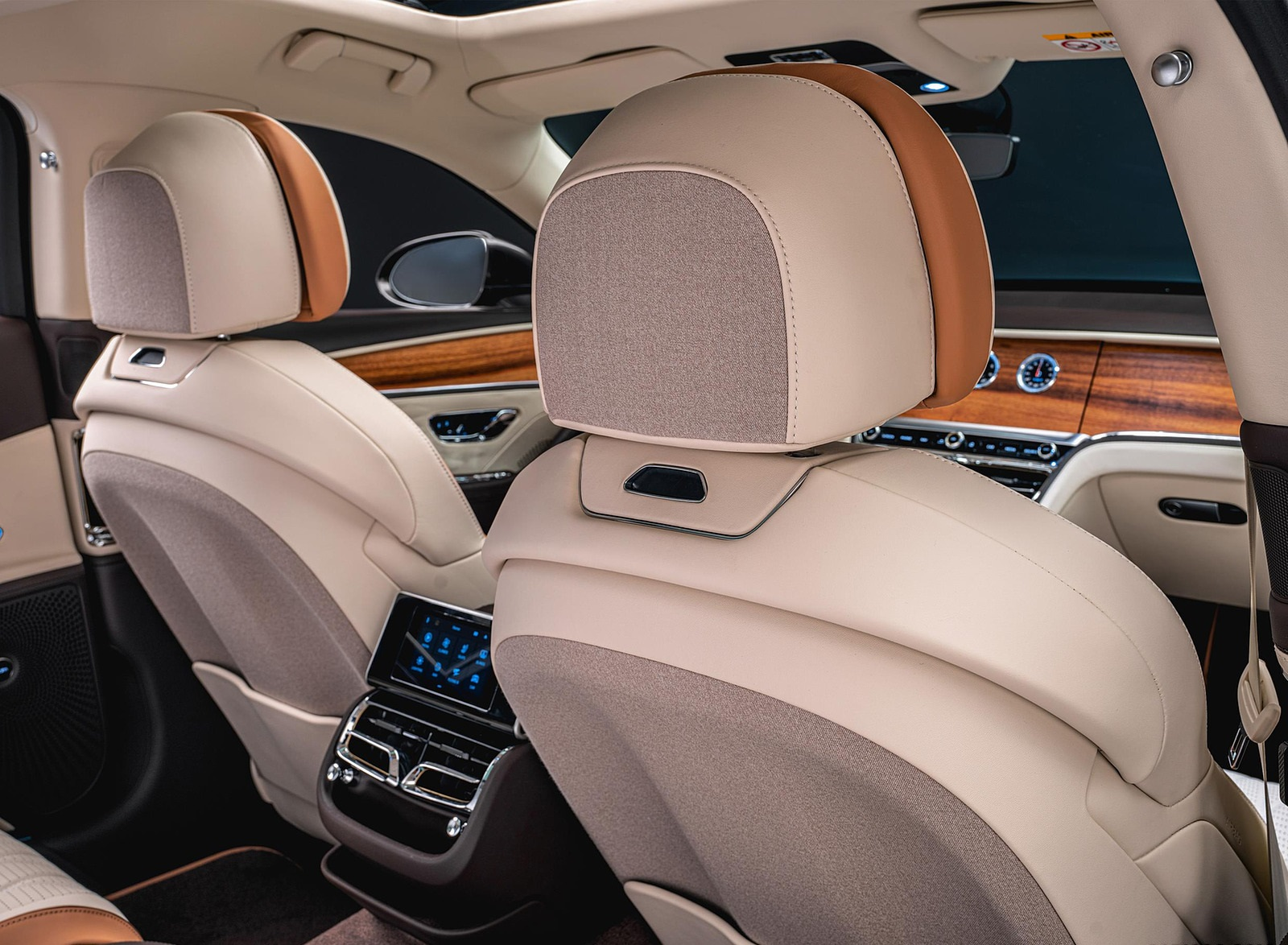 2022 Bentley Flying Spur Hybrid Odyssean Edition Interior Seats Wallpapers (10)