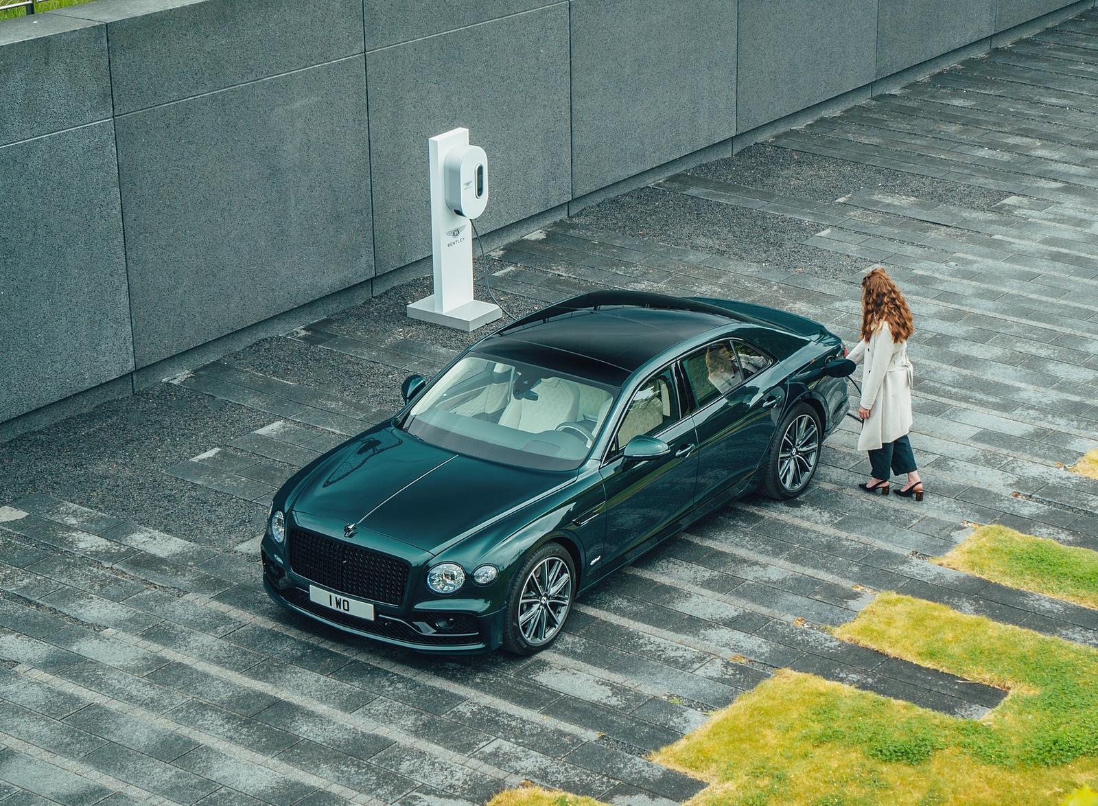 2022 Bentley Flying Spur Hybrid Top Wallpapers (5)