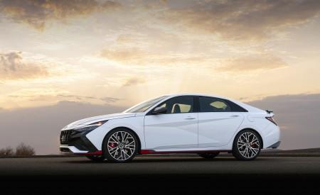2022 Hyundai Elantra N Front Three-Quarter Wallpapers 450x275 (33)