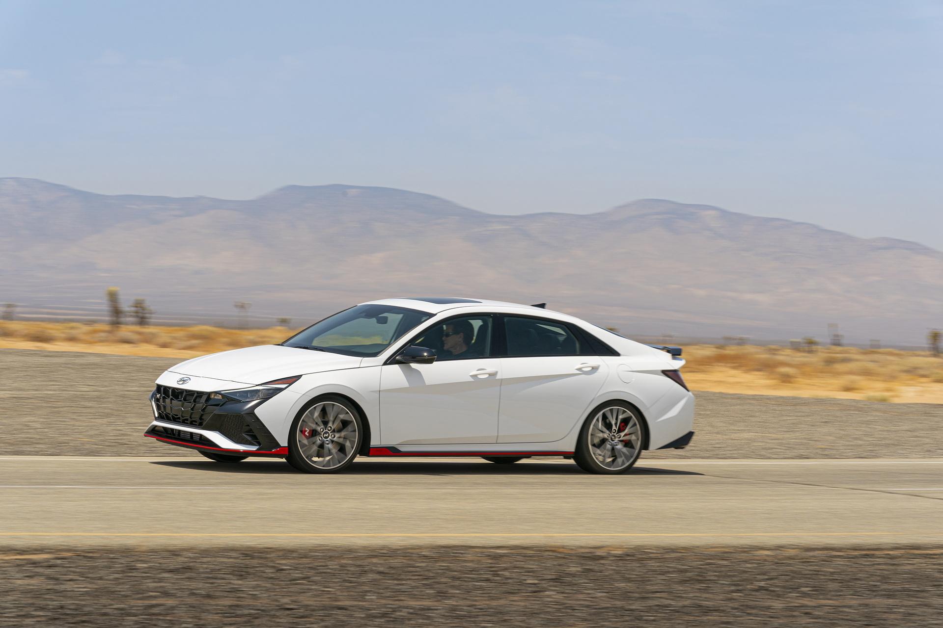 2022 Hyundai Elantra N Front Three-Quarter Wallpapers (10)
