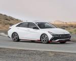 2022 Hyundai Elantra N Front Three-Quarter Wallpapers 150x120 (14)