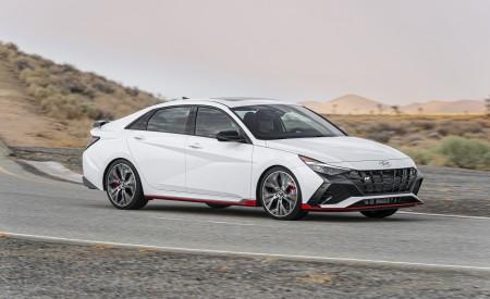 2022 Hyundai Elantra N Front Three-Quarter Wallpapers 450x275 (14)