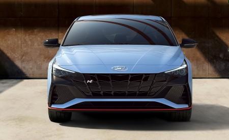 2022 Hyundai Elantra N Front Wallpapers 450x275 (66)