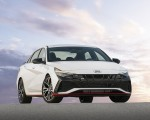 2022 Hyundai Elantra N Front Wallpapers 150x120 (34)