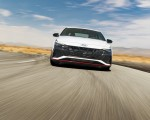 2022 Hyundai Elantra N Front Wallpapers 150x120 (5)