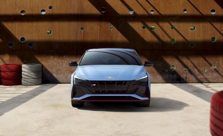2022 Hyundai Elantra N Front Wallpapers 450x275 (67)