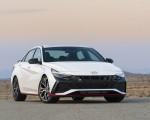 2022 Hyundai Elantra N Front Wallpapers 150x120 (35)
