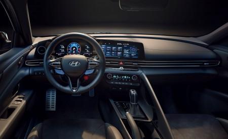 2022 Hyundai Elantra N Interior Cockpit Wallpapers 450x275 (75)