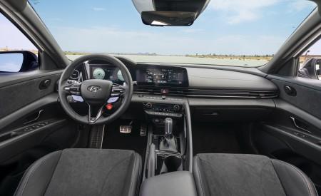 2022 Hyundai Elantra N Interior Cockpit Wallpapers 450x275 (49)