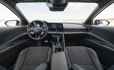 2022 Hyundai Elantra N Interior Cockpit Wallpapers 450x275 (50)