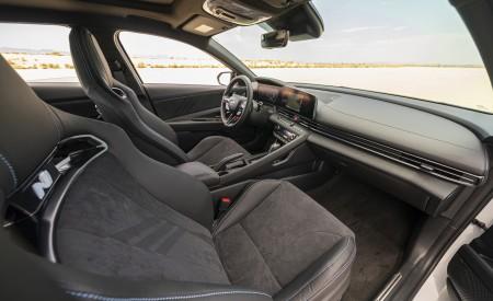 2022 Hyundai Elantra N Interior Seats Wallpapers 450x275 (46)