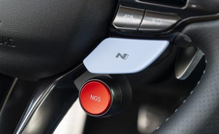 2022 Hyundai Elantra N Interior Steering Wheel Wallpapers 450x275 (52)