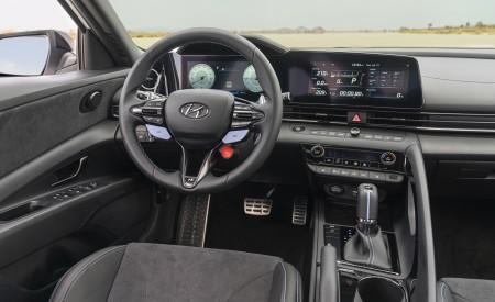 2022 Hyundai Elantra N Interior Wallpapers 450x275 (48)