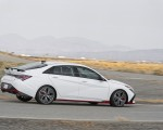 2022 Hyundai Elantra N Rear Three-Quarter Wallpapers 150x120 (27)