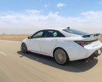 2022 Hyundai Elantra N Rear Three-Quarter Wallpapers 150x120 (9)