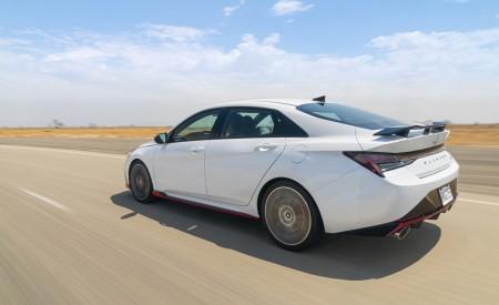 2022 Hyundai Elantra N Rear Three-Quarter Wallpapers 450x275 (9)