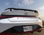 2022 Hyundai Elantra N Rear Wallpapers 150x120 (39)
