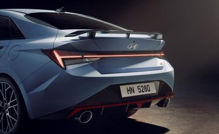 2022 Hyundai Elantra N Spoiler Wallpapers 450x275 (72)