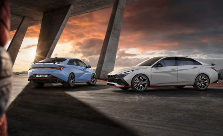 2022 Hyundai Elantra N Wallpapers 450x275 (65)